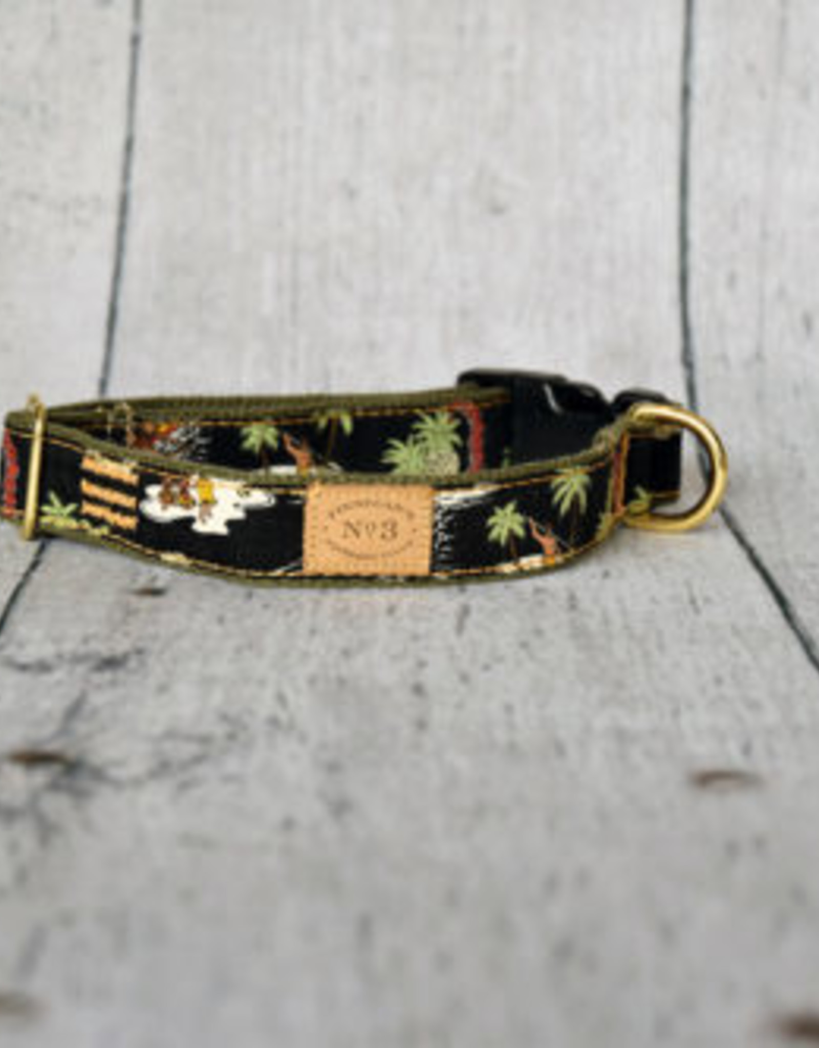 Finnegan's Standard Goods Tropical Adventure Collar