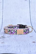 Finnegan's Standard Goods Lilac Dog Collar