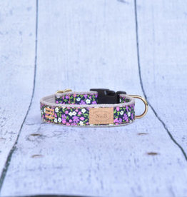 Finnegan's Standard Goods Lilac Dog Collar