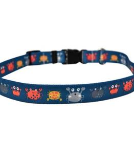 Yellow Dog Design Crustacean Crew Dog Collar