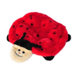 Zippy Paws Betsey the Ladybug Squeakie Crawlers Dog Toy