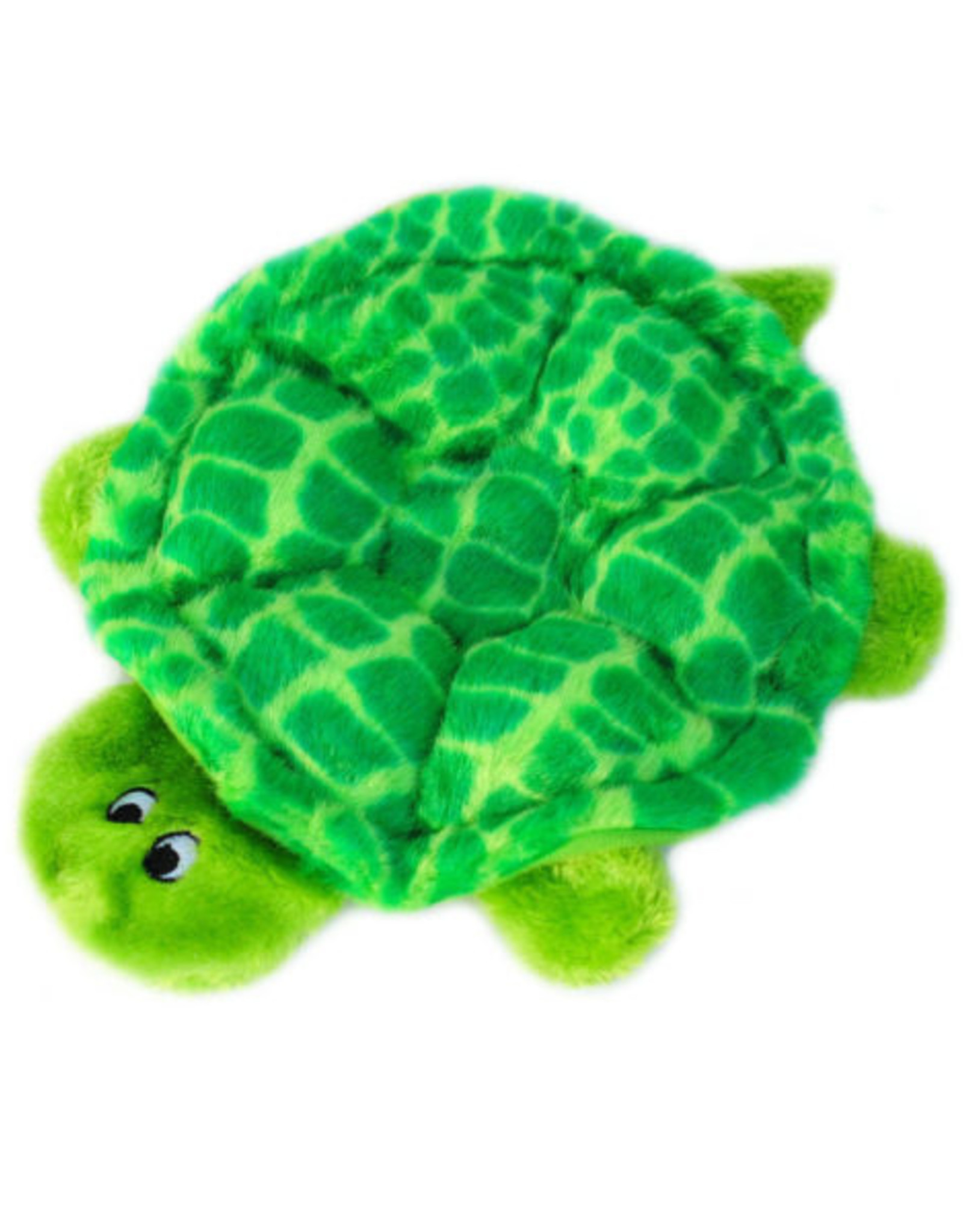 Zippy Paws SlowPoke the Turtle Squeakie Crawlers Dog Toy