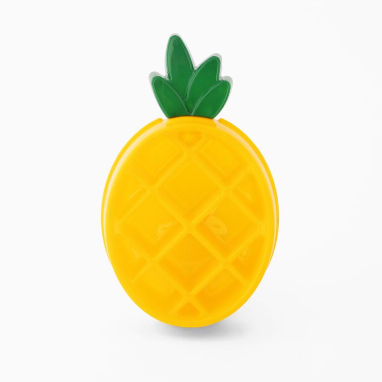 Zippy Paws Happy Pineapple Dog Bowl