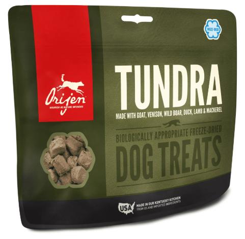 Orijen Freeze-Dried Tundra Dog Treats, 1.5 oz