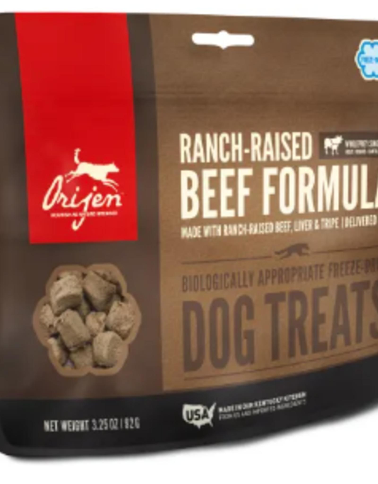 Orijen Freeze-Dried Angus Beef Dog Treats, 1.5 oz