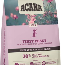 Acana First Feast Dry Kitten Food, 4 lb.