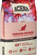 Acana Indoor Entree Dry Cat Food, 4 lb.