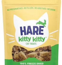 Treat Planet Hare Kitty Kitty Freeze Dried Rabbit Cat Treats, 0.9 oz