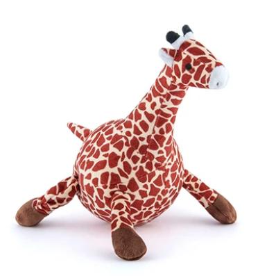 P.L.A.Y. Gabi the Giraffe Plush Safari Rope Dog Toy