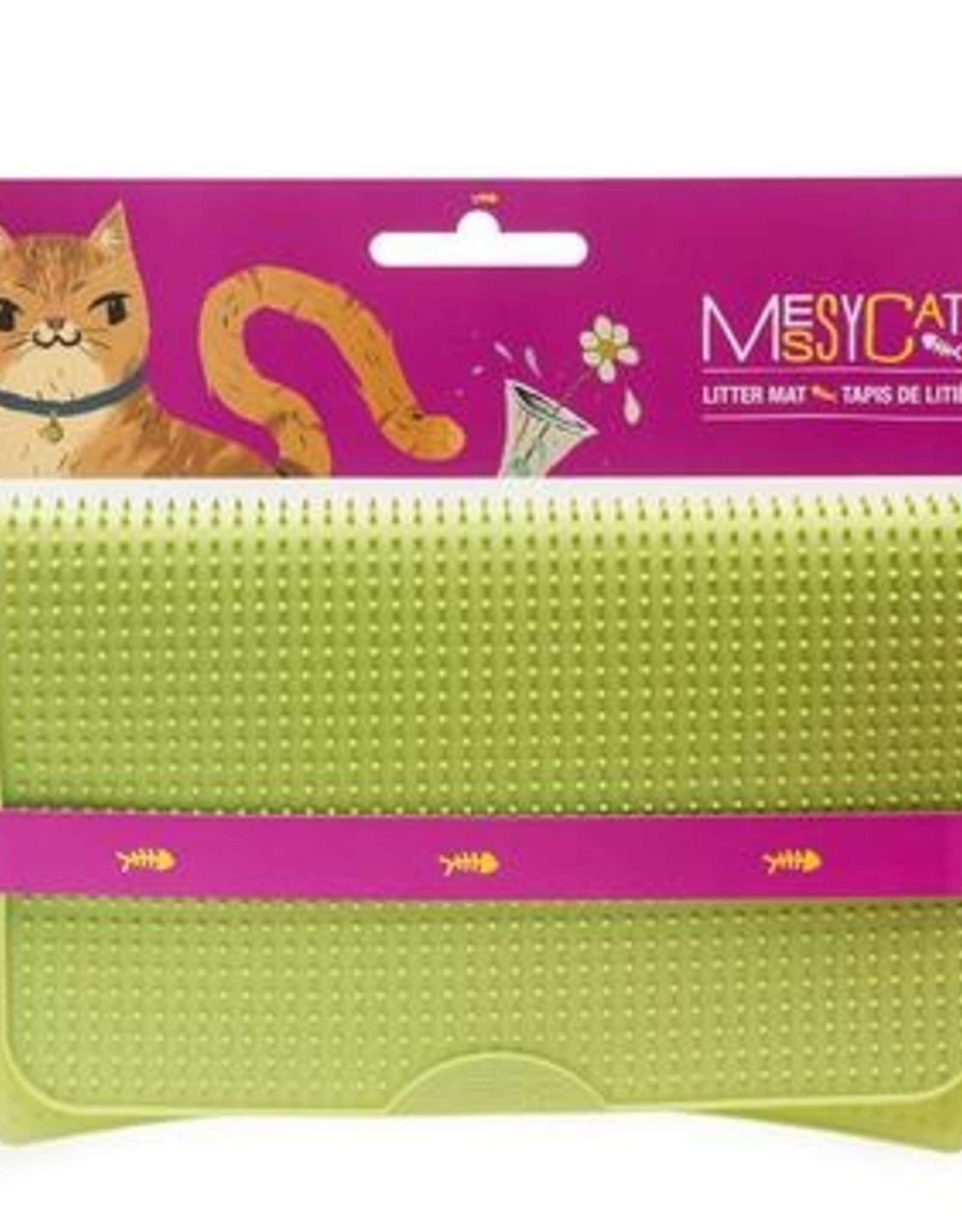 Messy Mutts Soft Silicone Litter Mat