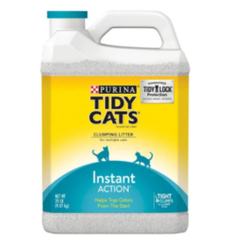 Tidy Cats Instant Action Clumping Litter for Multiple Cats