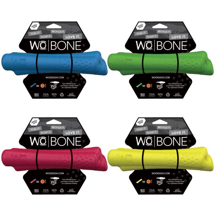 WO Bone Ultra Durable Dog Toy