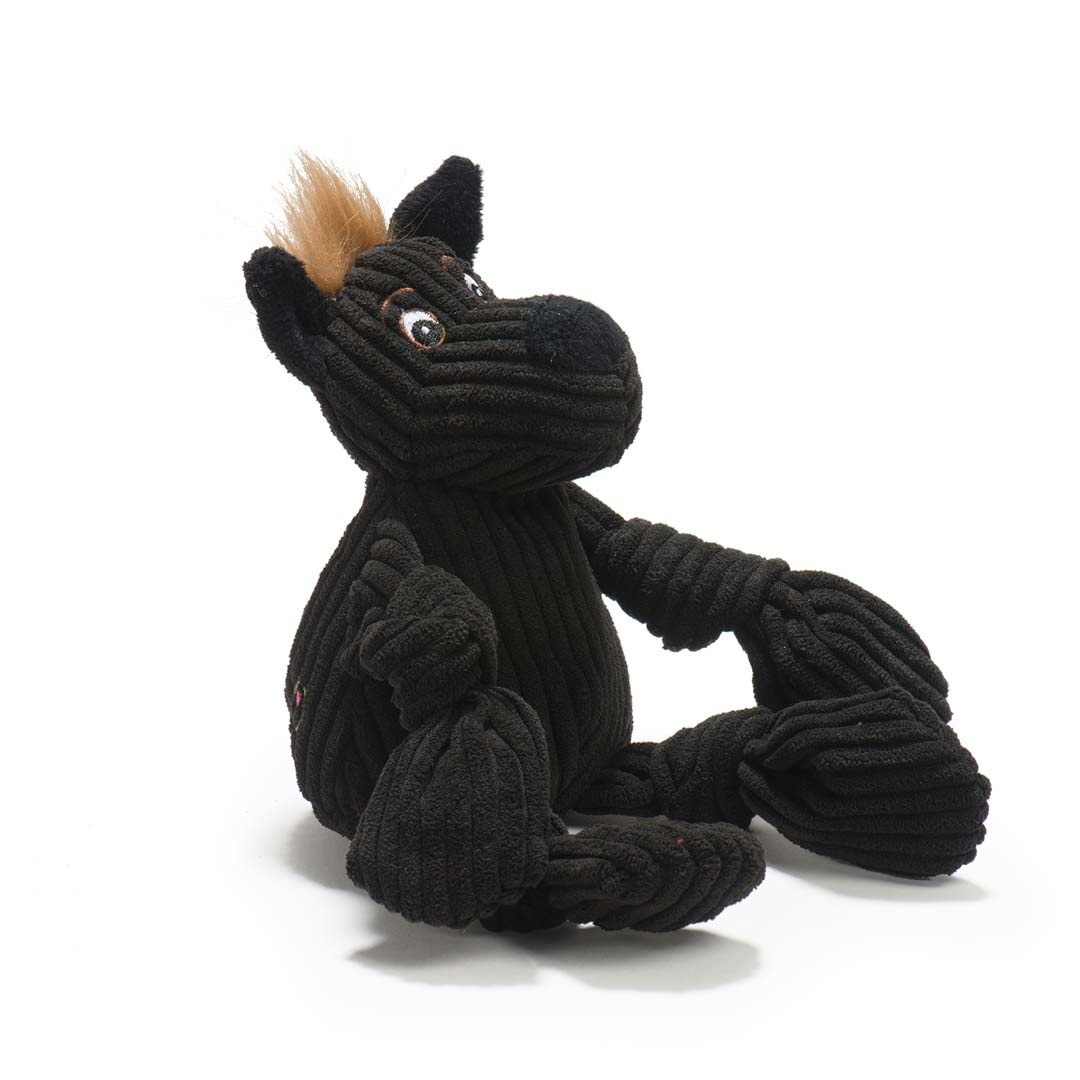 HuggleHounds HuggleMutt Tiny Knottie Dog Toy