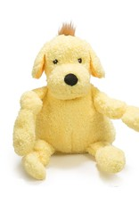 HuggleHounds HuggleMutt Roxie Dog Toy