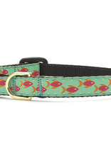 Up Country Tropical Fish Cat Collar