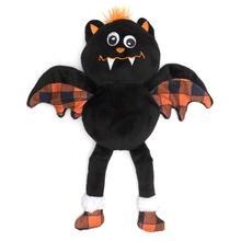 The Worthy Dog Buffalo Cat Plush Dog Toy