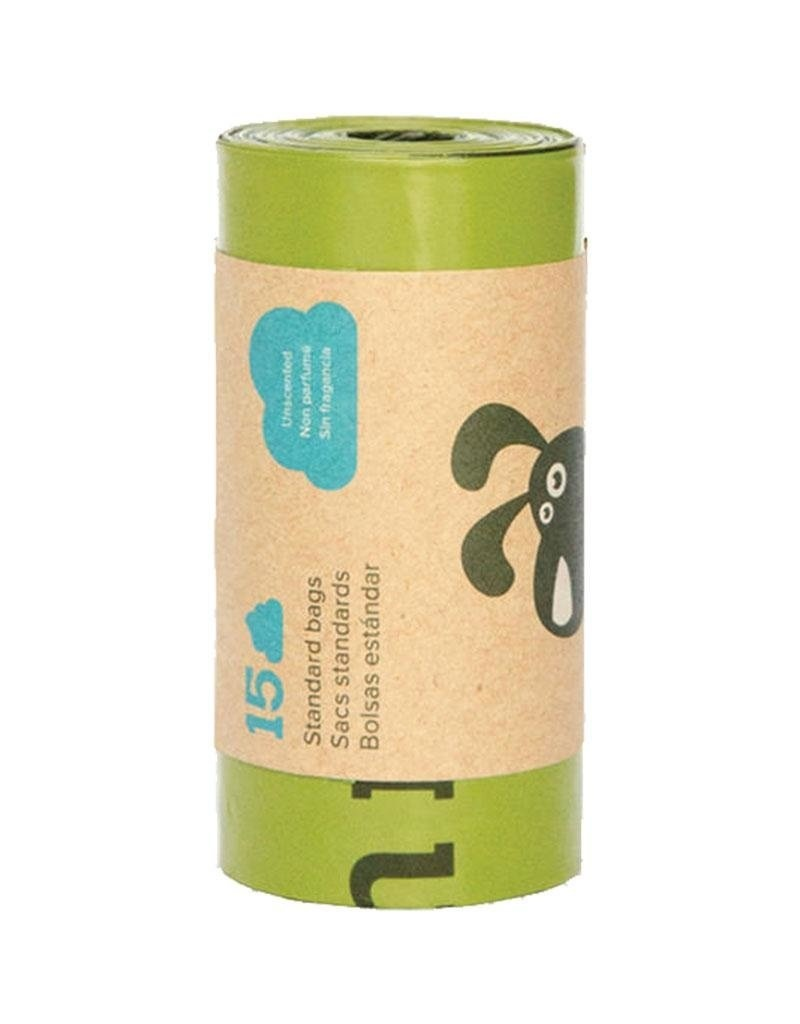 Earthrated Single Unscented Poop Bag