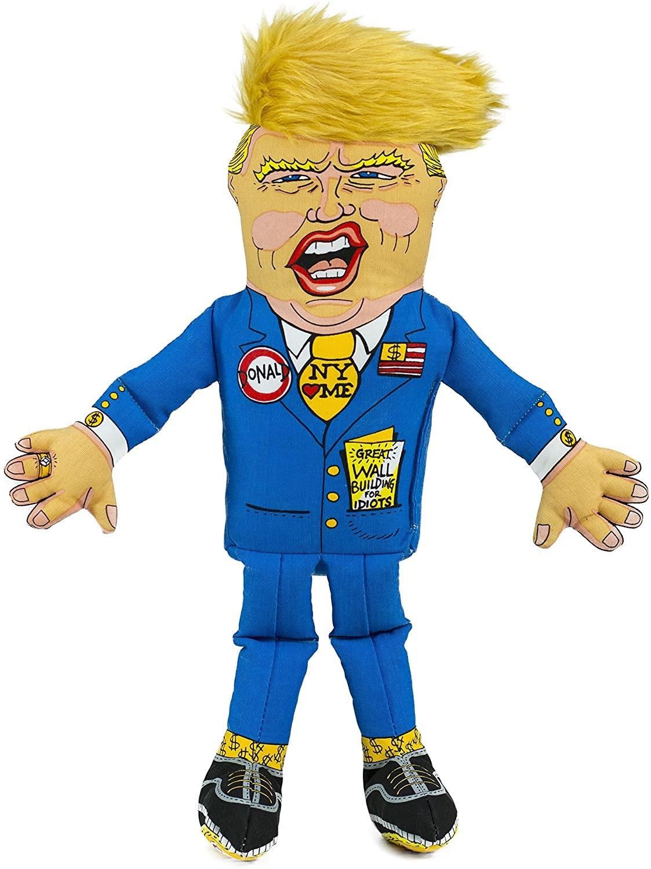 Fuzzu Donald Trump Catnip Toy