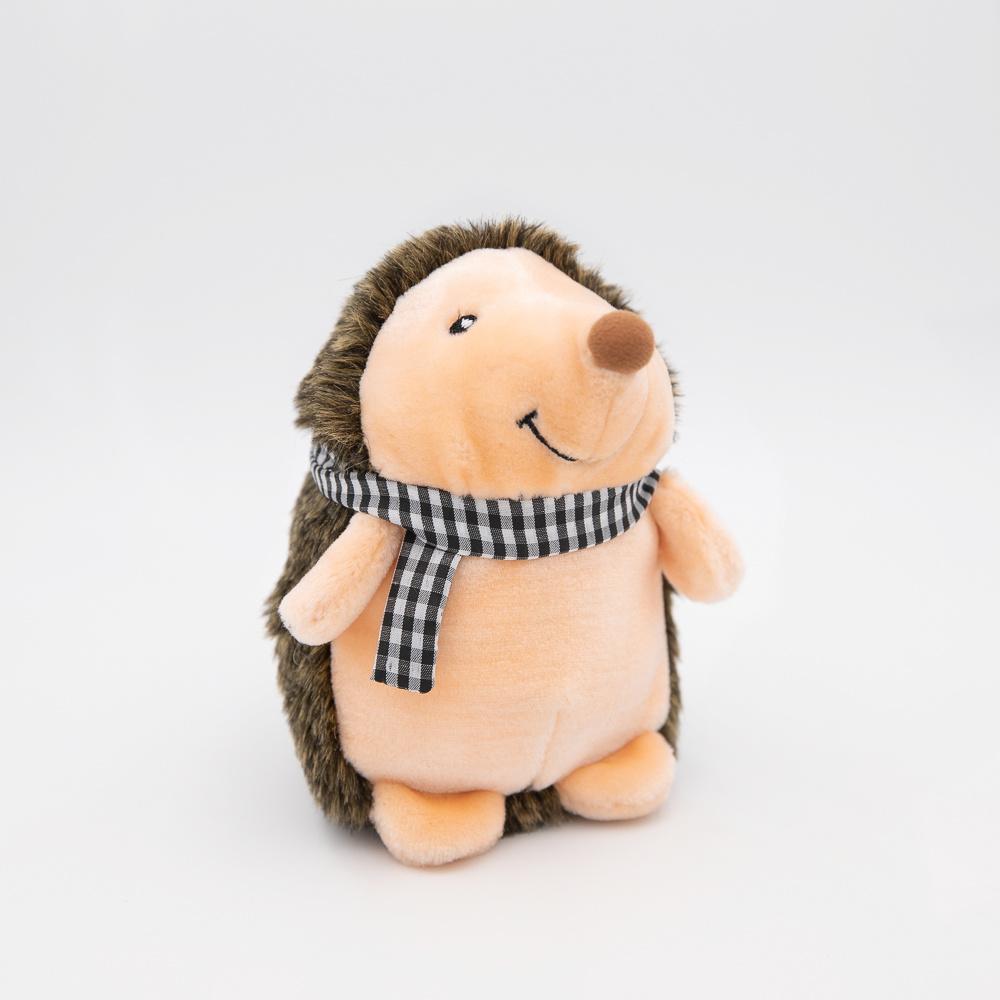 Zippy Paws Hetty the Hedgehog Plush Dog Toy