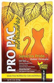 ProPac Savanna Pride Chicken Grain-Free Indoor Dry Cat Food