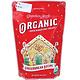 Grandma Lucy's Organic Gingerbread Holiday Dog Treats, 8 oz.