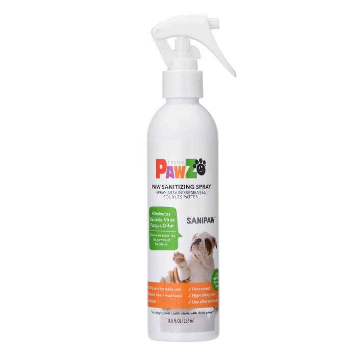 PawZ SaniPaw Spray, 8 oz