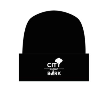 City Bark Cuffed Beanie w/ Logo
