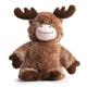 Fabdog Fluffy Moose Dog Toy