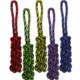 Multipet Knots Rope Braided Stick Dog Toy