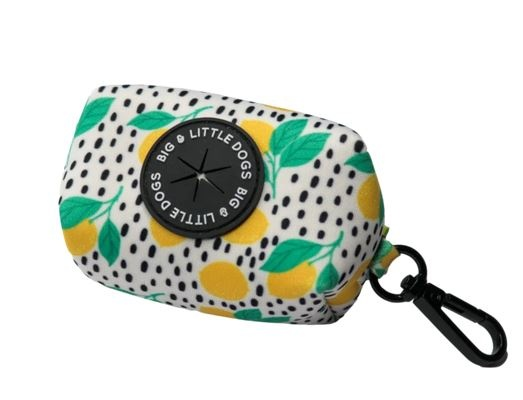 Big and Little Dogs Main Squeeze Dog Poop Bag Holder