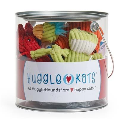 HuggleHounds HuggleKats Catnip Water Critters Cat Toy