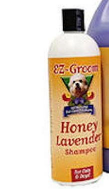 EZ Groom Honey Lavender Dog Shampoo, 16 oz