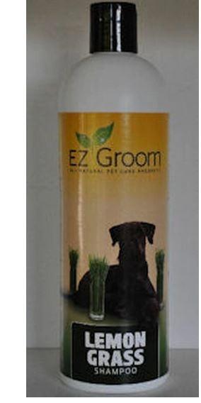 EZ Groom Lemon Grass Dog Shampoo, 16 oz