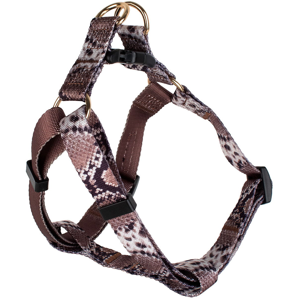 Boulevard Snake Dog Harness