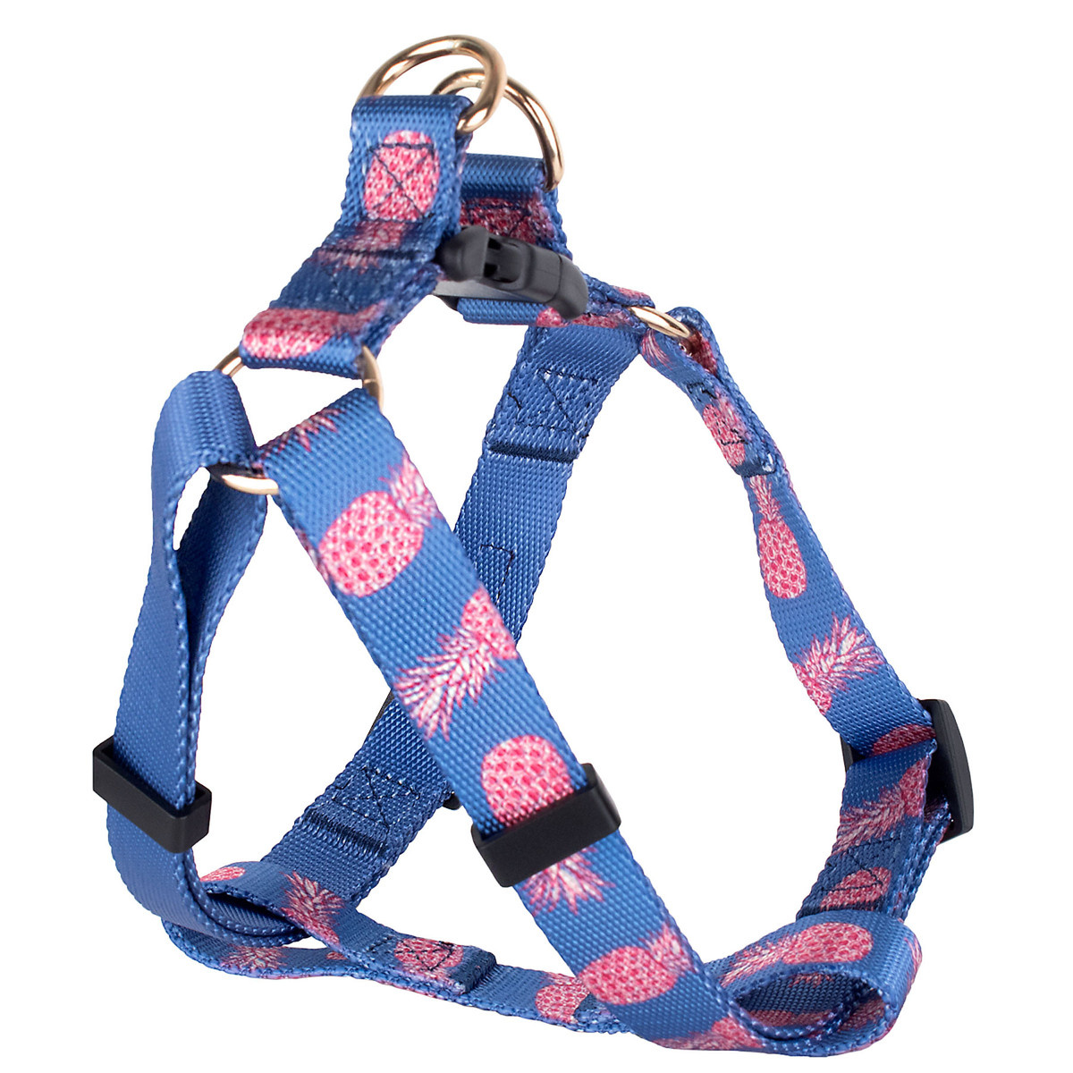 Boulevard Aloha Dog Harness