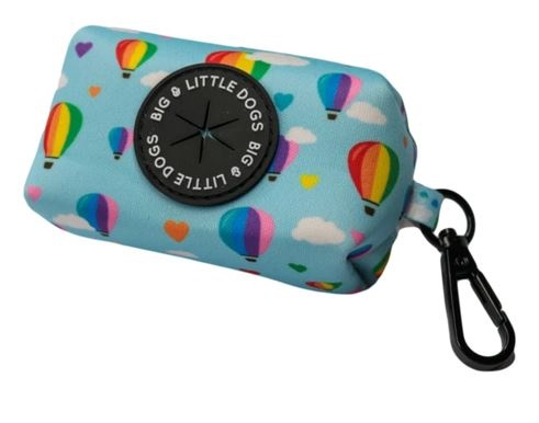 Big and Little Dogs Up, Up and Away Dog Poop Bag Holder