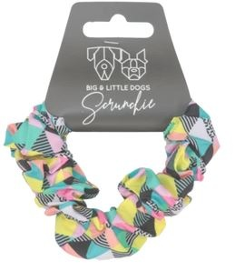 Big and Little Dogs All-Sorts Matching Scrunchie