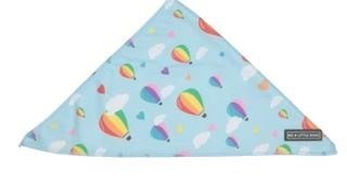Big and Little Dogs Up, Up and Away Dog Bandana