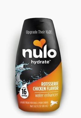 Nulo Hydrate Dog Water Enhancer, Chicken Flavor