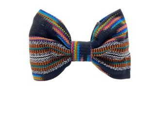 Sam & Nala Technicolor Rainbow Dog Bow Tie
