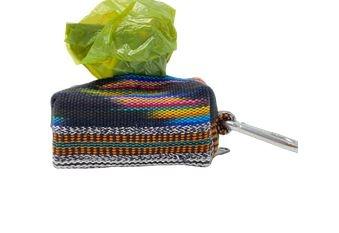 Sam & Nala Technicolor Rainbow Waste Bag Holder