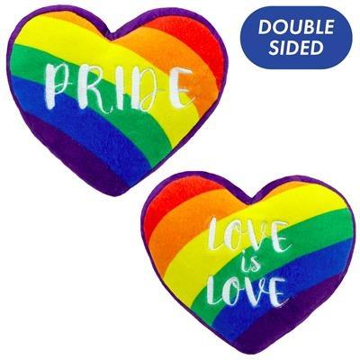 Lulubelle's Power Plush Pride Heart
