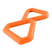 Carhartt Rubber Double Pyramid Dog Pull Orange