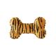 Fluff & Tuff Tiger Bone Medium