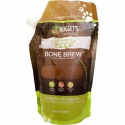 Nugget's Health Eats Beef Bone Brew