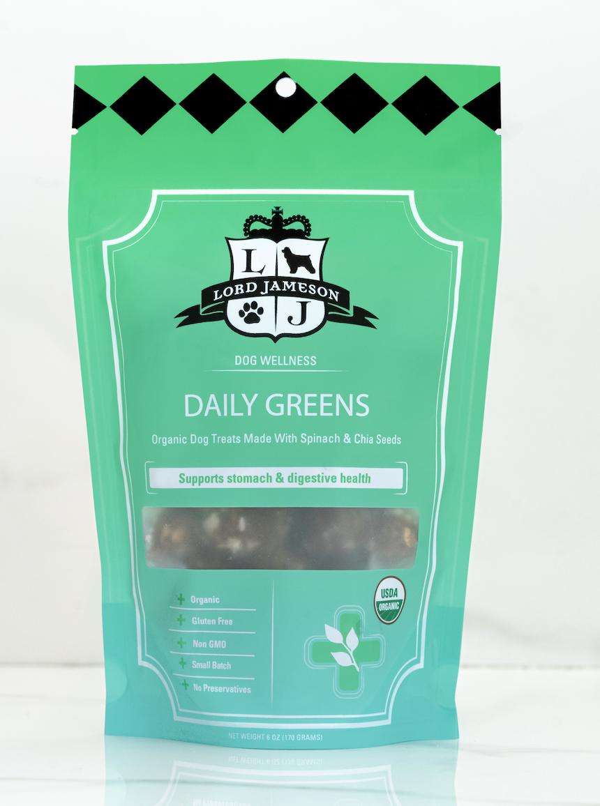 Lord Jameson Lord Jameson Daily Greens Dog Treats