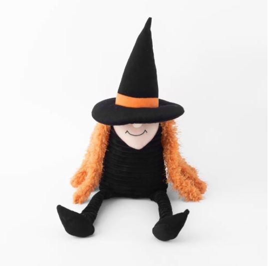 Zippy Paws Halloween Witch Crinkle Dog Toy