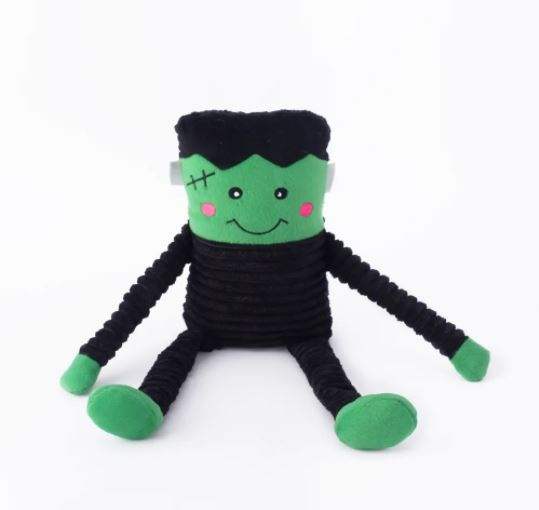 Zippy Paws Frankenstein's Monster Dog Toy