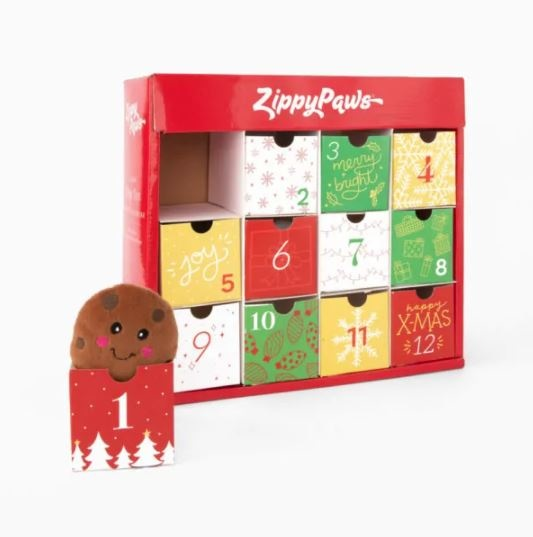 Zippy Paws Holiday Advent Calendar