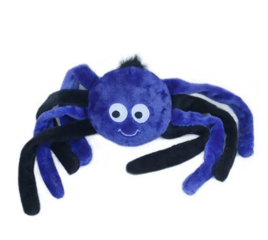Zippy Paws Spider Grunterz Dog Toy